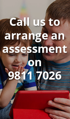 Call Polly to arrange an assessment